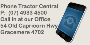 Tractor Central - Gracemere servicing Rockhampton and Central Queensland