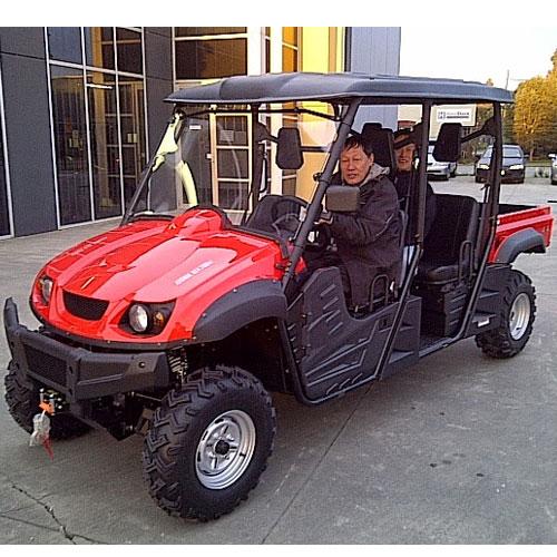 Parklands UTV 700cc
